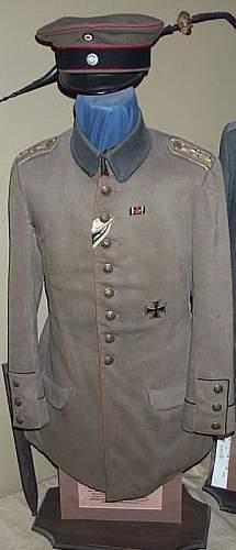 Question? Bavarian 15th Light Foot Arty Uniform