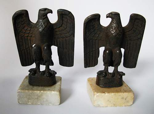 imperial eagles