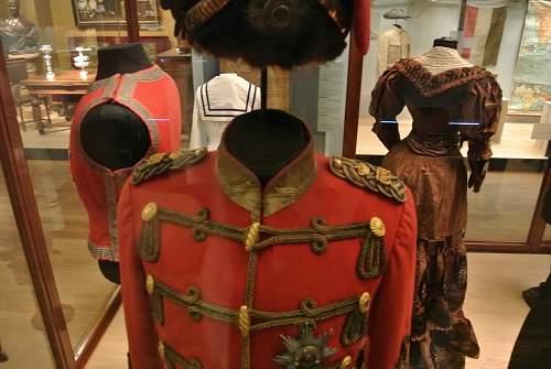 Wilhelm Kaiser's 11 tunic, a must.