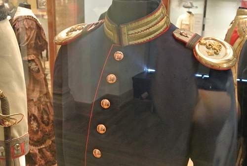 Another Wilhelm Kaiser uniform