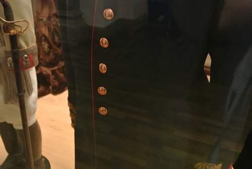 Another Wilhelm Kaiser uniform