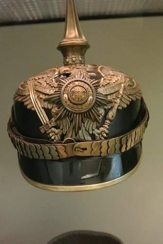 GFM Wilhelm Kaisers WW1uniform