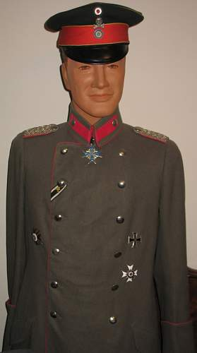 Imperial German uniforms