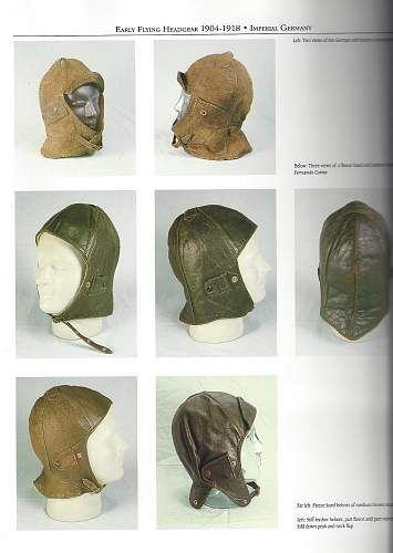 Flyiing helmet and goggles for consideration