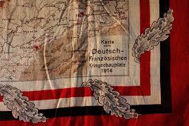 Value ideas - KRIEGSCHAUPLATZ 1914 MAP