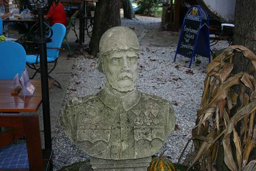 Imperial soldier bust
