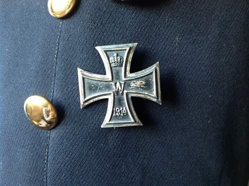 WW1 German Uniform