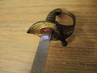 Honor sword Imperator Wilhelm Minature