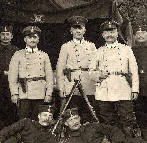 German 92nd infantry regiment