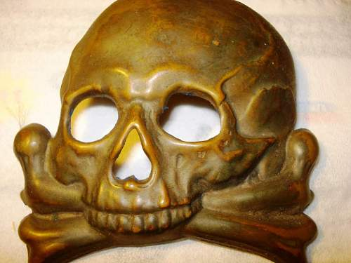 can you ID this skull? Hussar or Uhlan?