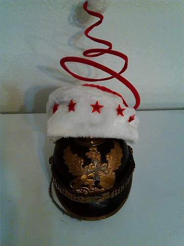 Merry Christmas Imperial friends and all............