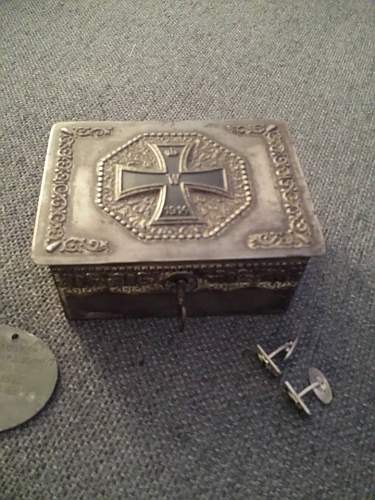 Imperial and WW1 items this week :)
