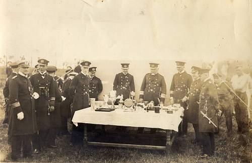 Putschist Naval Officers