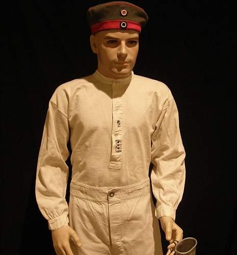 German mannequin display