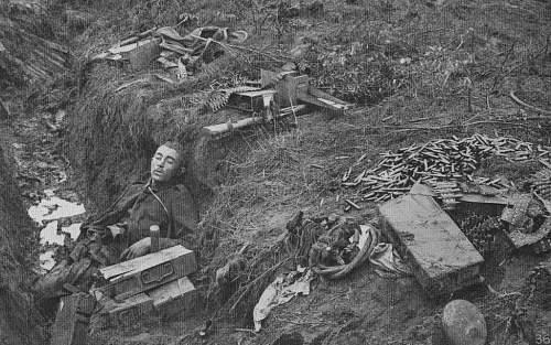 Captured Equipment WWI
