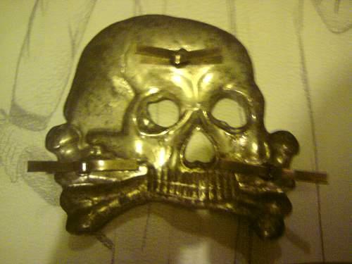 Big Fake, Fantasy Skull Thinghy?!?!