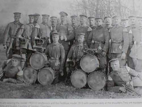 Prussian Drum Hanger??
