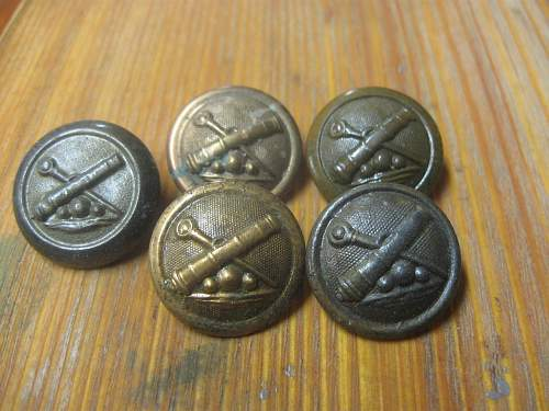 Austro-Hungarian Artillery button?