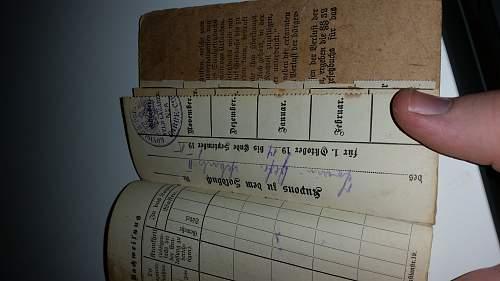 Amazing historical find WW1