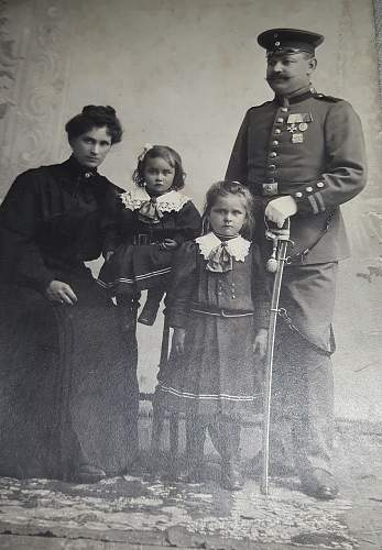 Unknown uniform and decorations