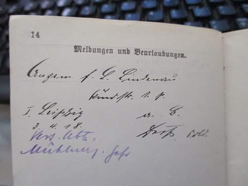 Soldbuch translation