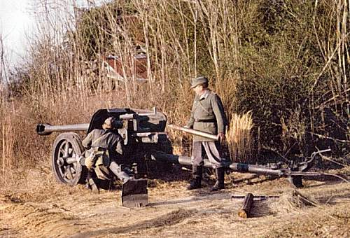 German Artillery Collection & Web Site