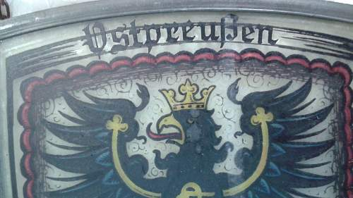 WW1 German Imperial Wall Hanging Something ???