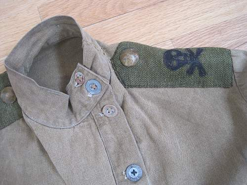 Russian tunic I picked up...