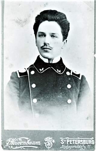 Russian pre-1917 uniform!