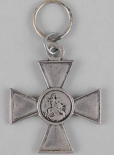 St George Cross 4th opinions