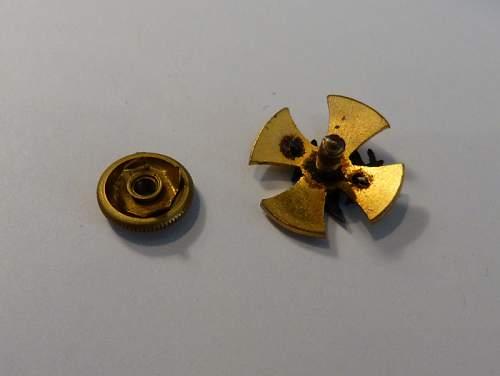 Badge of Life-guards finlandsky regiment