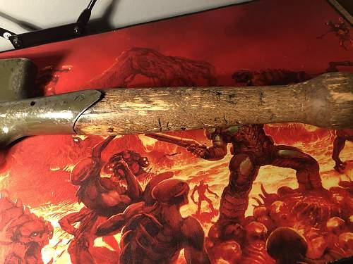 Russian Shovel?