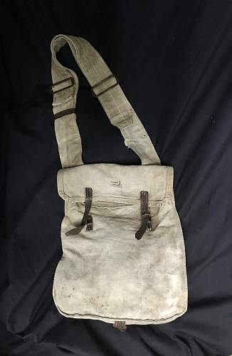 Imperial russian 1910 pattern soldiers backpack