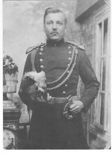 grandfather in uniform