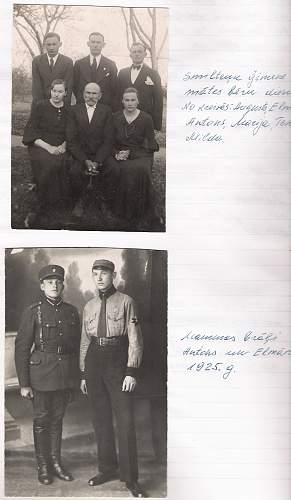 Help Please- Question-Latvian Soldiers 1920's Photo