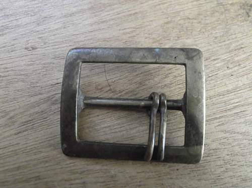 Imperial Russian Buckle?