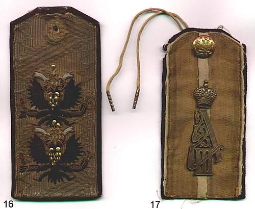 RIA insignia from my ancestors