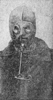 Zelinsky-Kummant gas masks and ww1 technologies