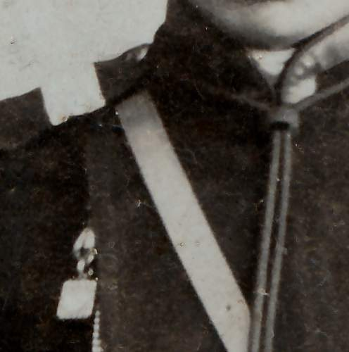 Help in identifying great grandfather's uniform, please.