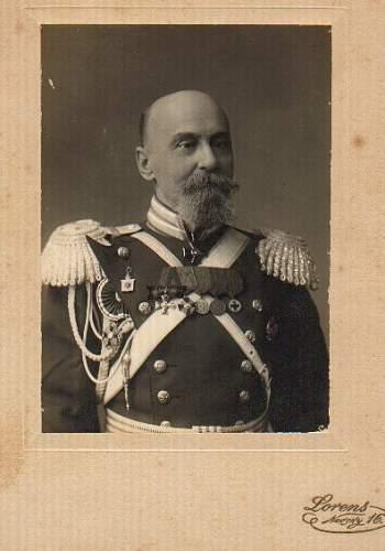 Russian Imperial Uniform