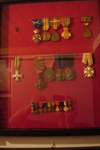 Russian medals help
