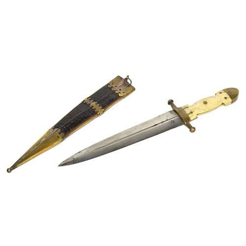 Dagger - Identification Help