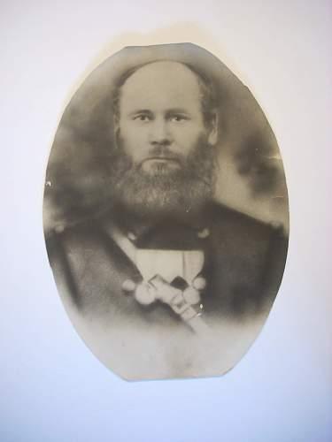 Polish Russian Officer ~1880's-1904