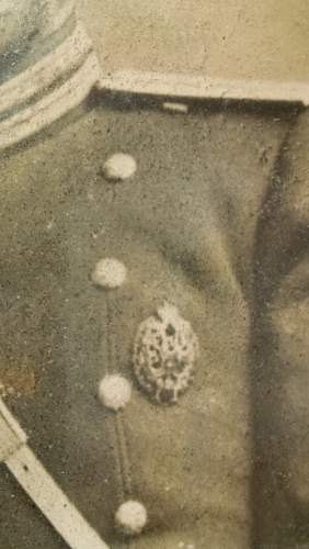 Help identifying my great-great-grandfather's uniform