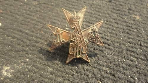 145th Novocherkassk Badge?