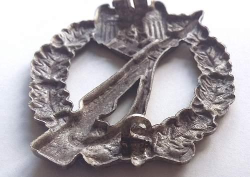 Fake Infanterie Sturmabzeichen