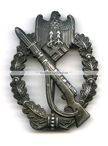 FCL Infanterie sturmabzeichen