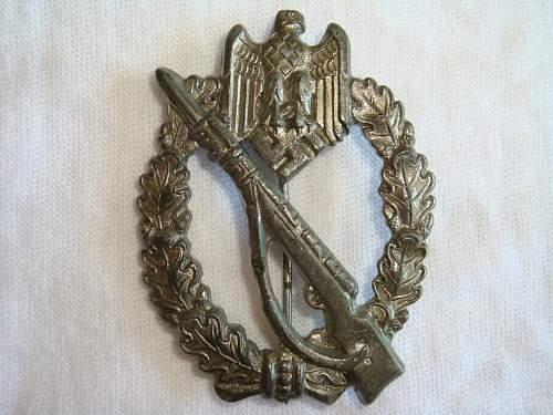 S.H.u.Co 41 Infanterie Sturmabzeichen