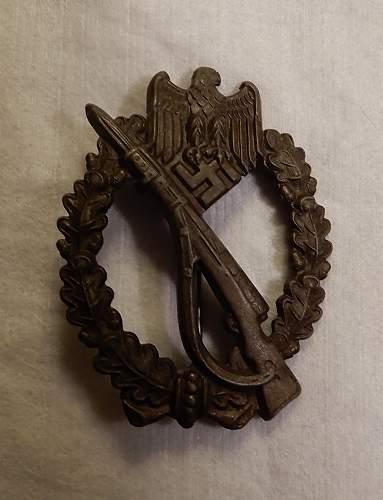 Infanterie Sturmabzeichen - FLL
