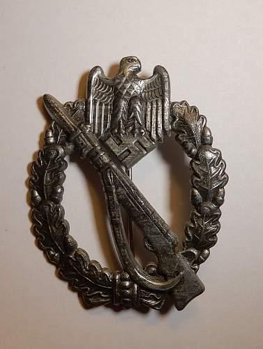 Infanterie Sturmabzeichen - JFS